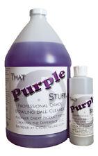 That Purple Stuff Professional Grade Bowling Ball Cleaner | Gallon