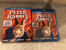 Peter Rabbit ( Blu-ray +Artwork + Slip cover )