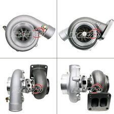 """TX-60-62 Turbo Charger 70 a/r 3"""" V Band Exhaust 62mm T4 Twin Scroll"""