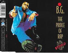 B.G. THE PRINCE OF RAP - Stomp CDM 5TR Eurodance 1996 (Jam!) Germany