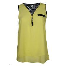 Chiffon Regular Casual Tops & Shirts for Women