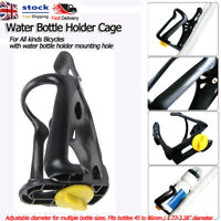 Water Bottle Cage Holder Bracket Acces for MTB Bike Cycling Mountain Bicycle UK