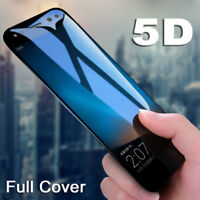 5D Full Tempered Glass Film Screen Protector for Huawei P10 Lite Mate 10 Lite