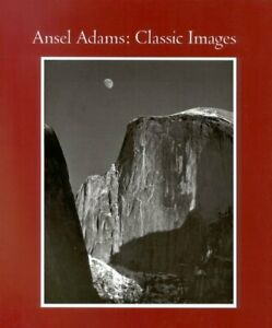Classic Images Of Ansel Adams by Adams, Ansel Hardback Book The Cheap Fast Free
