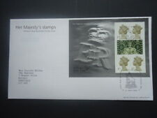 GB FDC Her Majesty's Stamps Miniature Sheet 21 May 2000 London SW1 postmark