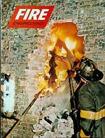 Fire Engineering Magazine March 1975 Bay Ridge Lumber Co Brooklyn Fire