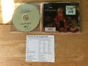Pink Nobody Knows CD Single UK Version 2006 Sony BMG RCA Records