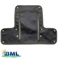 LAND ROVER SERIES 2 RADIATOR MUFF GREEN. PART- DA4025GREEN