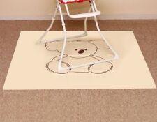 Pipsy Koala High Chair Splash Mat Wipe Clean Baby Toddler Child Feeding