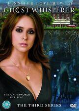 GHOST WHISPERER  - COMPLETE  SEASON 3 - DVD - UK Region 2 / sealed