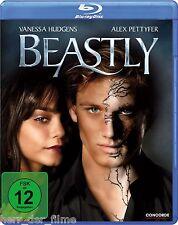 BEASTLY (Vanessa Hudgens, Alex Pettyfer) Blu-ray Disc NEU+OVP