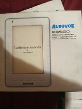 Ebook  Reader Eb 500