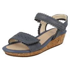 36 Scarpe sandali blu per bambine dai 2 ai 16 anni