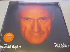 Phil Collins - No Jacket Required - LP 180g Vinyl ///// Neu&OVP // Remaster