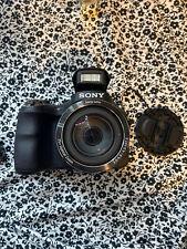 Sony Cyber-shot DSC-H300 20.1 MP Digital Camera - Black