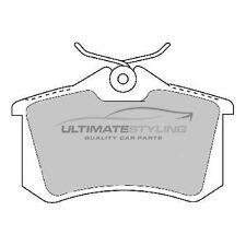 Renault Megane Mk4 Estate 2016-> 1.2 1.5 1.6 Rear Brake Pads Kit W87-H53-T16.1