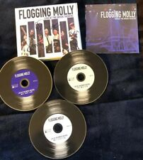 Flogging Molly Live at the Greek Theatre CDs & DVD - Autographed By Band Members