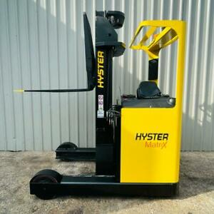 HYSTER R2.0H USED REACH FORKLIFT TRUCK (#3570)