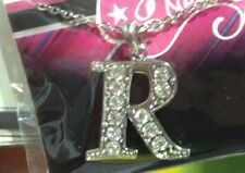 Name Necklace Gold and Silver beginning with R