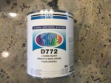 GALLON PPG Paint Toner D772 Global Basecoat Coarse Aluminum SILVER DMD1690 TINT