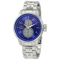 Invicta S1 Rally GMT Blue Dial Mens Watch 23062