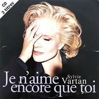 Sylvie Vartan ‎CD Single Je N'Aime Encore Que Toi - France (G/VG)