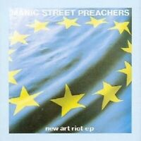 Manic Street Preachers - New... EP Maxi Single CD New
