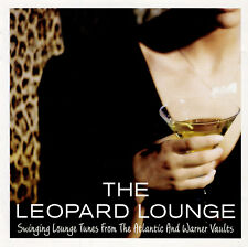 (60's LOUNGE SWING JAZZ) THE LEOPARD LOUNGE / VARIOUS ARTISTS - 2 CD SET