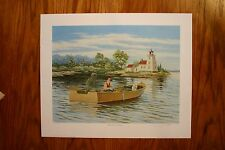 The Spirit Of Fishing James Lumbers Signed & Numbered Limited Collectors Edition