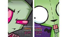 Invader Zim Complete Nickelodeon TV Series Seasons 1-2 (1 & 2) BRAND NEW DVD SET