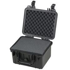 Outdoor Case Polizei Kamera Objektiv Foto Schutz Koffer mit Schaumstoff, 61441