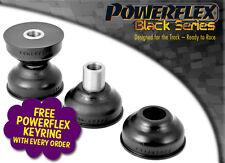 MG ZR POWERFLEX BLACK BRAKE REACTION BAR MOUNT, PAIR PFF63-401BLK (BGZ9101BLK)