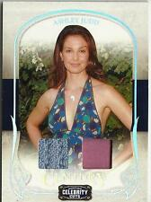 ASHLEY JUDD AMERICANA CENTURY CELEBRITY CUTS DUAL SWATCH MATERIAL SP 2/10 NICE