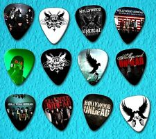 HOLLYWOOD UNDEAD - Guitar Picks - Set of 12