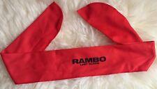 Fascia bandana Rambo