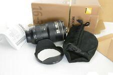 Nikon AF-S Nikkor 16-35mm 1:4 G ED VR N OVP (box)
