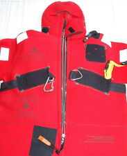 Stearns I590 USCG Adult Oversize Immersion suit *Jumbo Suit* *Excellent-New* 13