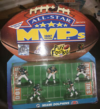 Galoobs All Star MVPs  1997 Edition Miami Dolphins Poseable Action Figures New