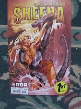 Sheena # 1 all 4 variant covers brand new