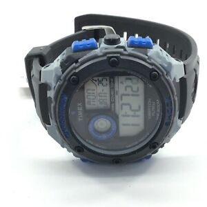 Timex Men's Expedition Stainless Steel Digital Watch TW4B00300
