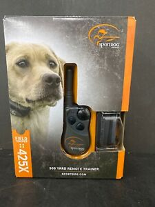 SportDOG Brand 425X Remote Trainers - 500 Yard Range E-Collar with Static, Vibra