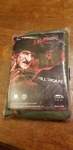 Nightmare On Elm Street A Freddy Pillow Case Horror Block Exclusive New in Pack