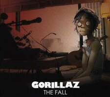 The Fall - Gorillaz CD CAPITOL