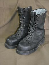Used Canadian military combat boots size 255/92 (approx,7.5 ) Steel Toe  (z29)