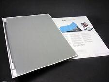 Original de Apple iPad 2 3 4 case gris display Smart Cover sleeve mc939ll OVP iPad
