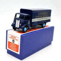 Atlas Dinky Toys 514 Supertoys GUY Van Truck Blue Diecast Models Car Collection