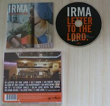 RARE CD ALBUM LETTER TO THE LORD - IRMA