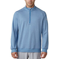 New Adidas Club 1/2 Zip Golf Pullover WARM & COMFORTABLE - Pick Jacket
