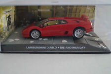 Modellauto 1:43 James Bond 007 Lamborghini Diablo *die another day Nr. 39