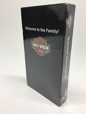 2003 Genuine Harley Davidson Motor Co. Welcome to the Family VHS Tape Sealed L4